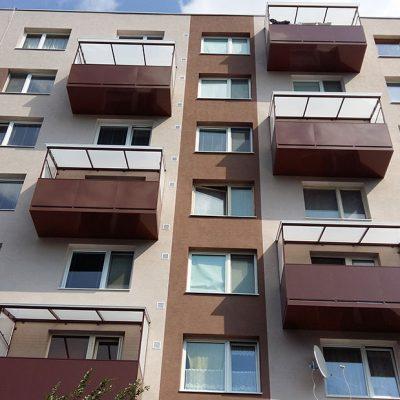MS KOVO plus - balkony - Alexyho - Nitra (3)