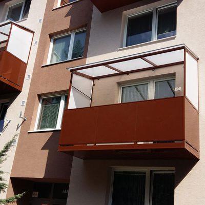 MS KOVO plus - balkony - Alexyho - Nitra (6)