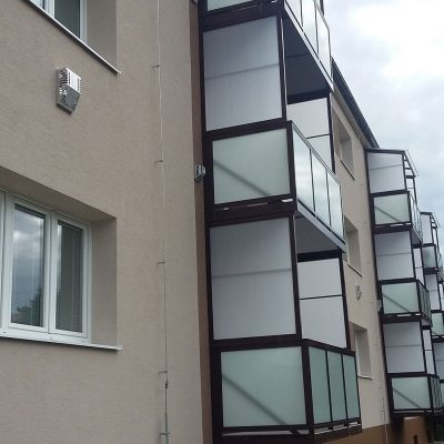 MS KOVO plus - balkony - Dubnica (1)