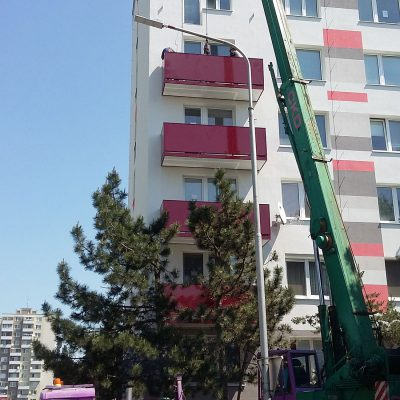 MS KOVO plus - balkony - Janka Matusku 2250 - Topolcany (1)