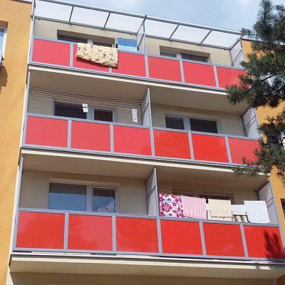MS KOVO plus - balkony - Lipova - Nitra (10)