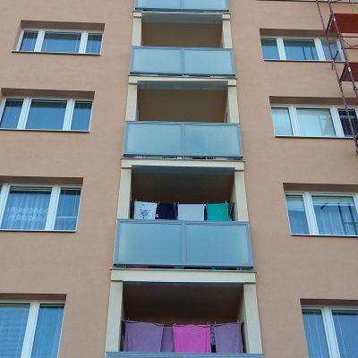 MS KOVO plus - balkony - Nedbalova - Nitra (1)