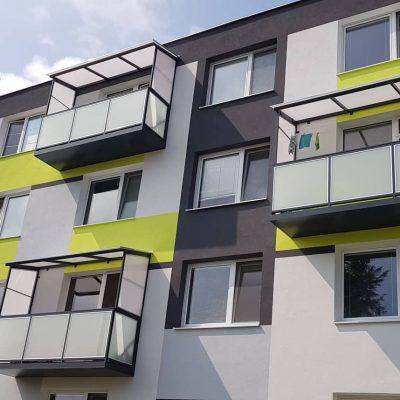MSKOVO - Chynorany - Balkony 1