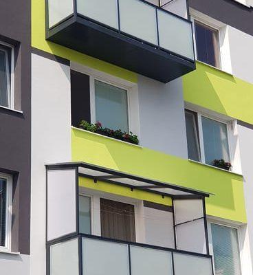MSKOVO - Chynorany - Balkony 3