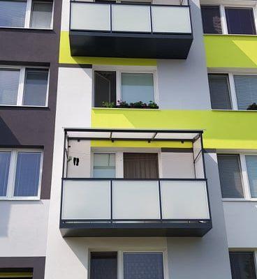 MSKOVO - Chynorany - Balkony 4