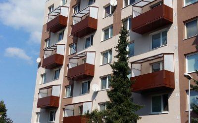 MS KOVO plus - balkony - Alexyho - Nitra (1)