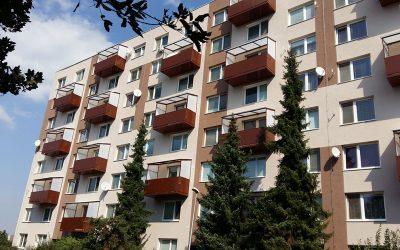 MS KOVO plus - balkony - Alexyho - Nitra (2)