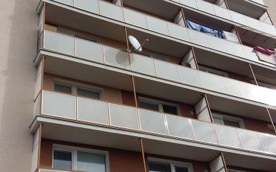 MS KOVO plus - balkony - Hviezdoslava - Topolcany (1)