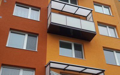 MS KOVO plus - balkony - Janka Krala - Partizanske (3)