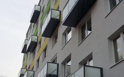 MS KOVO plus - balkony - Levice (1)