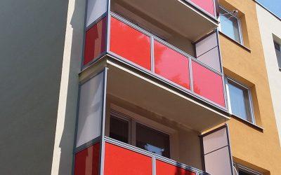 MS KOVO plus - balkony - Lipova - Nitra (1)