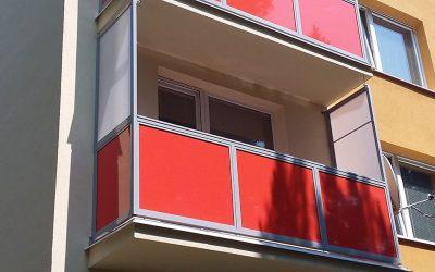MS KOVO plus - balkony - Lipova - Nitra (2)