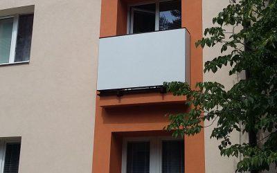 MS KOVO plus - balkony - Pionierska - Dubnica (1)